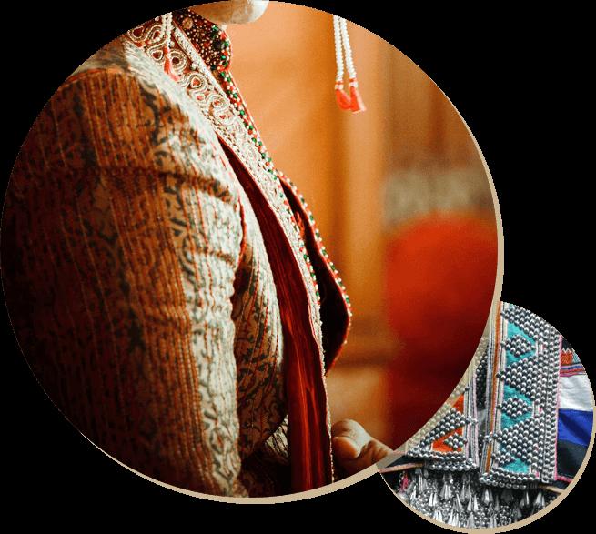霓裳民族服饰·定制优势