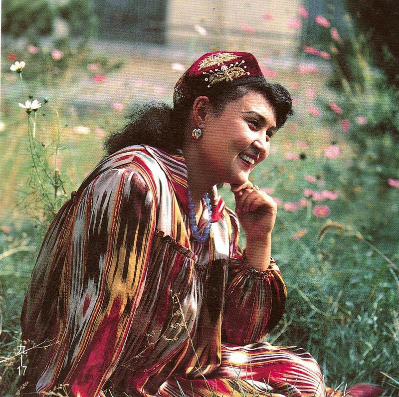 新疆维吾尔族服饰