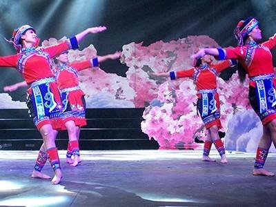 舞台民族服装有哪些种类?