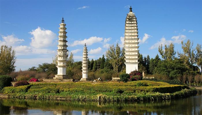 云南民族村风景区