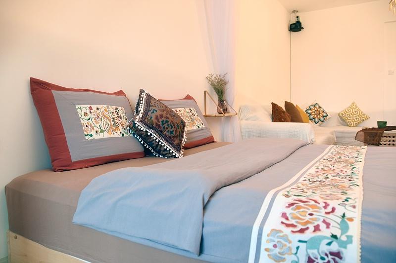 彝族特色床品布草
