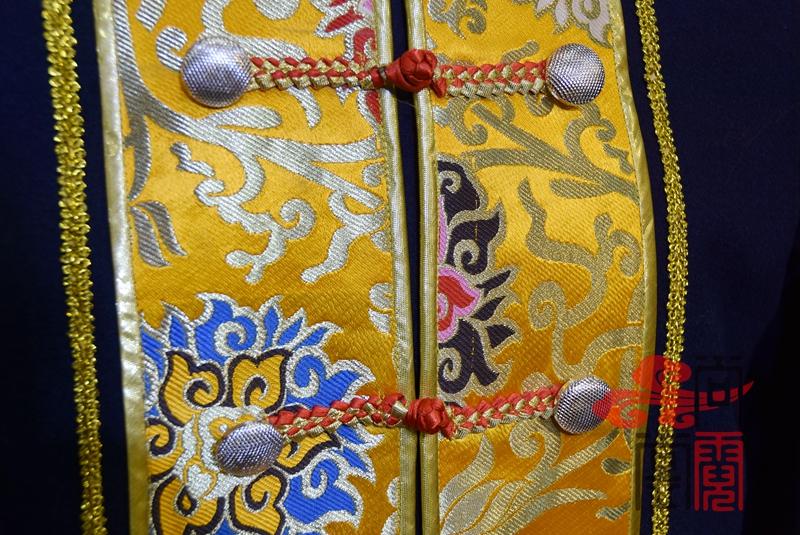 藏族传统男装04
