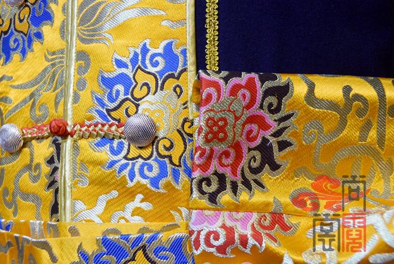 藏族传统男装09