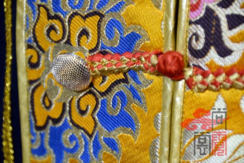 藏族传统男装11