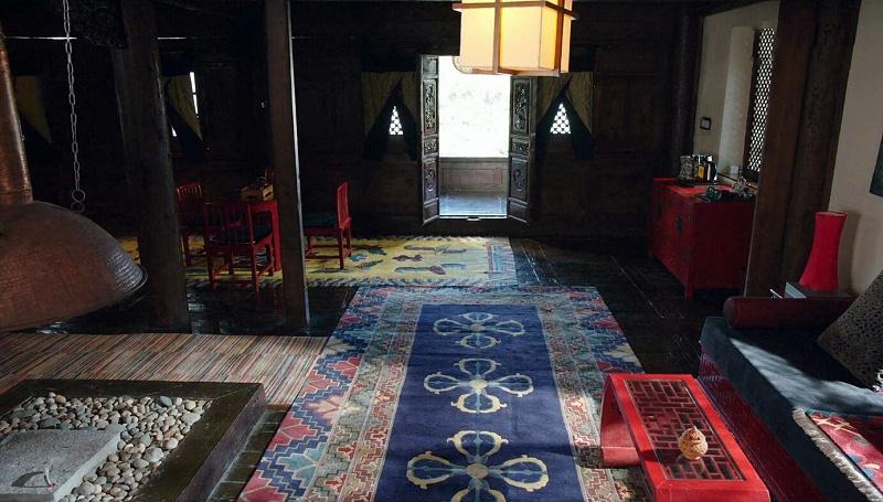 民宿藏族风格