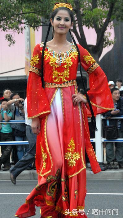 了解维吾尔族服饰