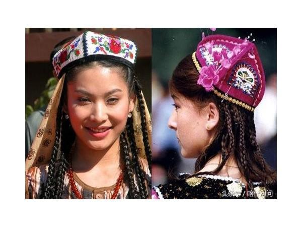 最全维吾尔族服饰介绍,花样较多,非常优美,富有特色
