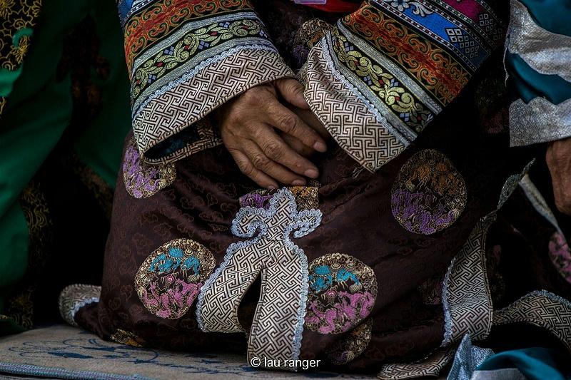 达斡尔族传统服饰3