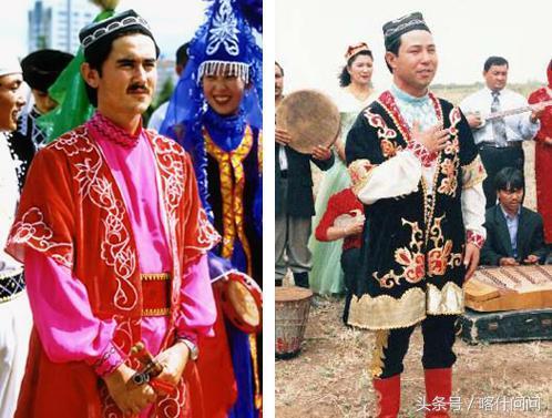 了解维吾尔族服饰1