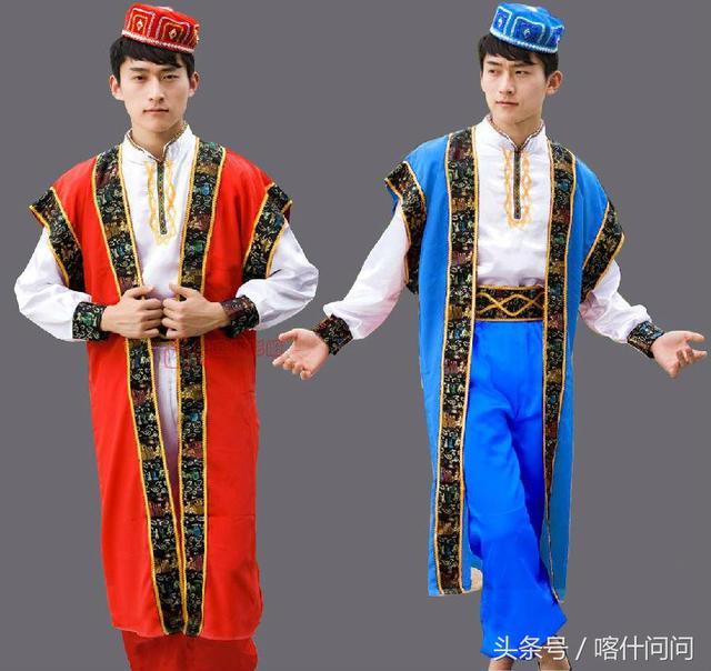 了解维吾尔族服饰2