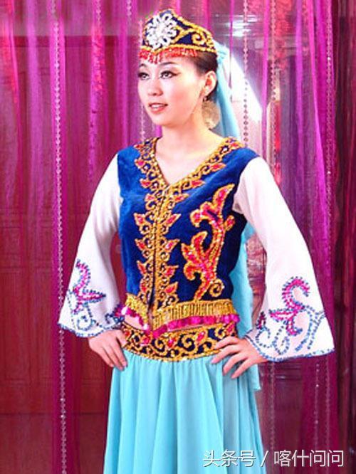 了解维吾尔族服饰5