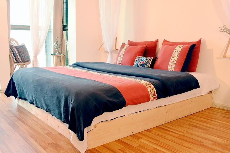 彝族特色床上用品