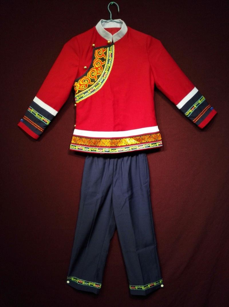 民族校服女装