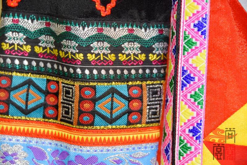 少数民族服饰拉枯族女装05