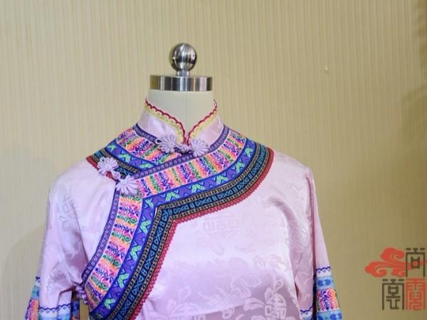 少数民族服饰拉枯族女装