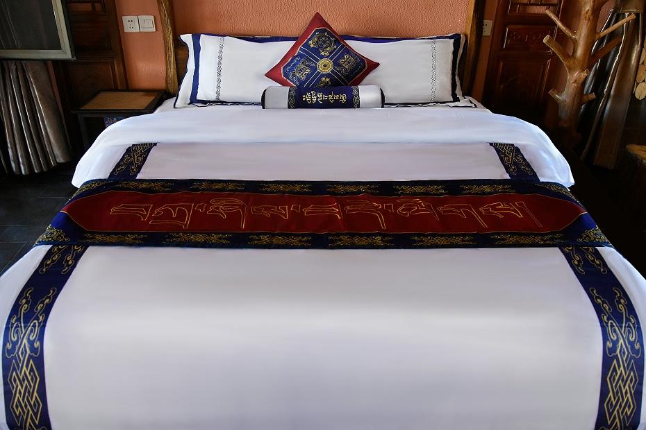 藏族民宿床上用品