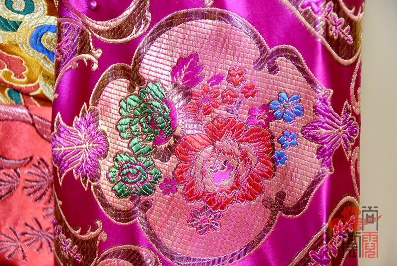 藏族传统女装10