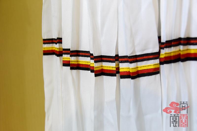 藏族传统女装13