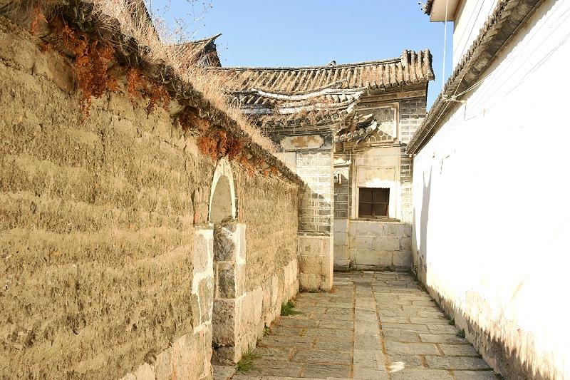 喜洲白族民居古建筑群