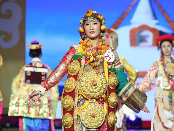 迪庆藏族服饰赏析