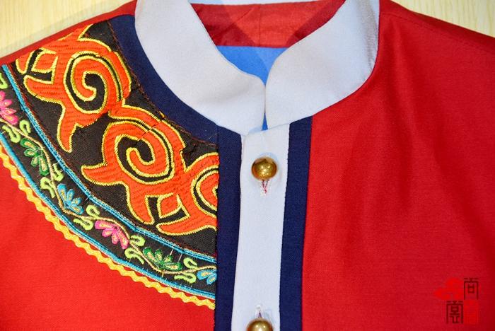 彝族民族校服1 (2)