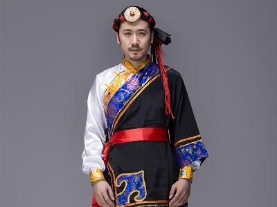 民族服装图片,蒙古族男女装