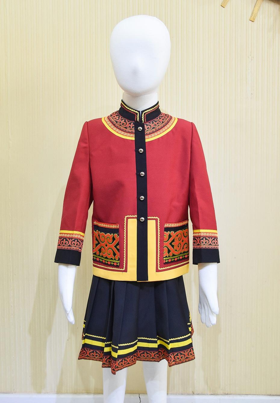 凉山民族校服