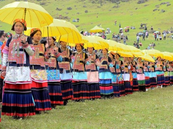 云南25个少数民族地道的民族节日大全,来感受民族的魅力吧