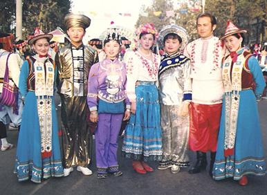第三届中国艺术节各省参演演员