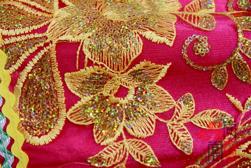 傈僳族服装纹饰 (1)