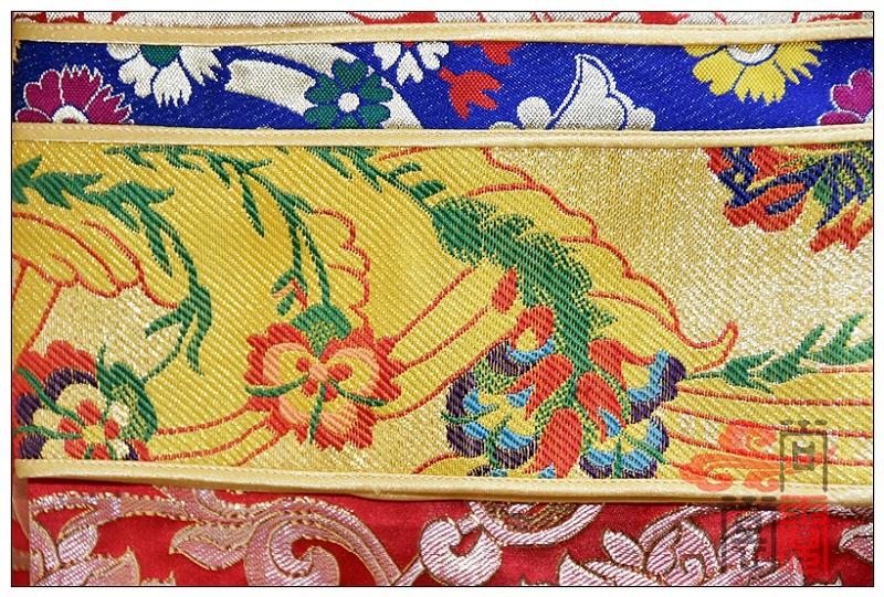 藏族服装花纹