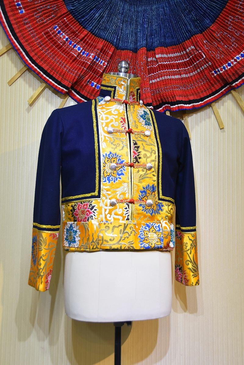 节庆演艺藏族服饰