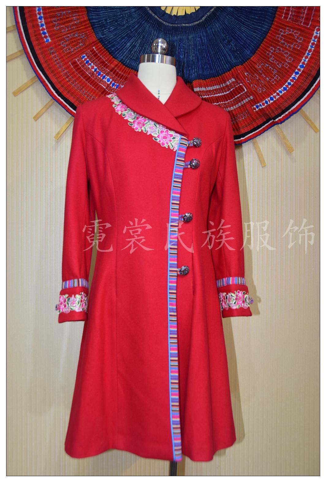 少数民族服装的职业化设计运用