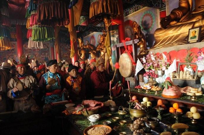 纳西族传统民族节日——东巴会