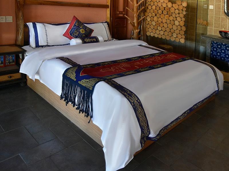 藏族元素床上用品