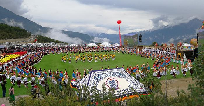香格里拉·梅里雪山弦子节