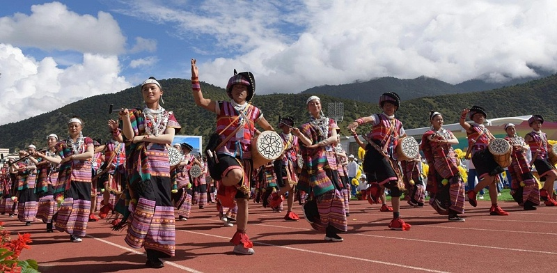 西藏林芝第二届旅游文化艺术节