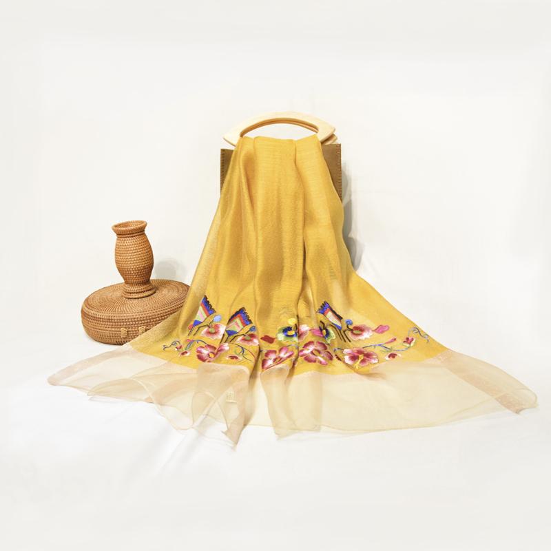 维吾尔族丝巾