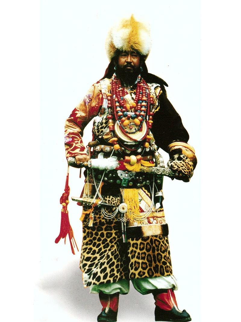 藏族服饰配饰