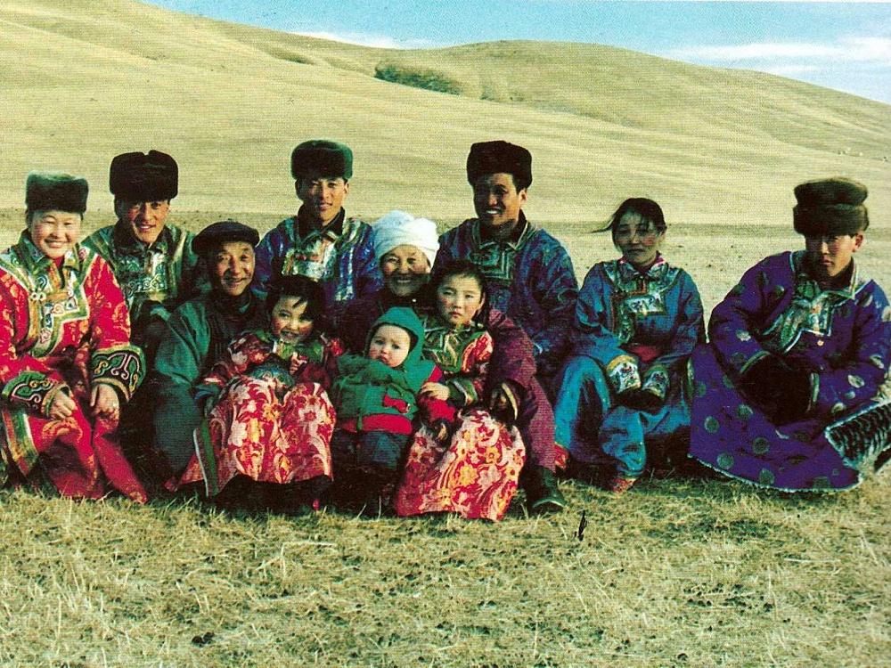 内蒙古蒙古族服装