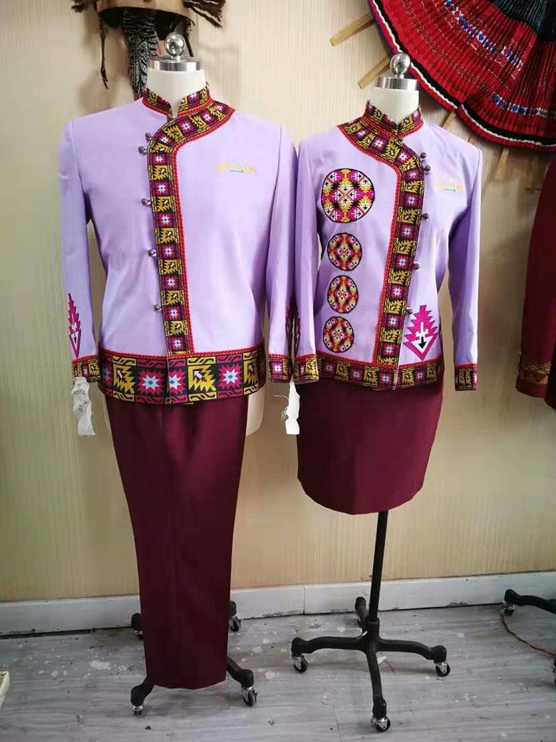 塔吉克族服装5