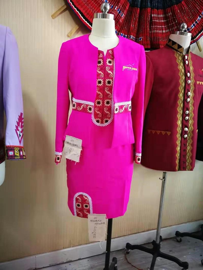 塔吉克族服装6