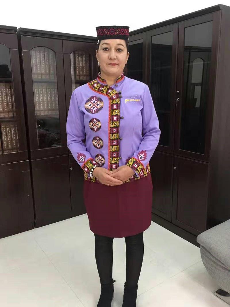 塔吉克族服装8