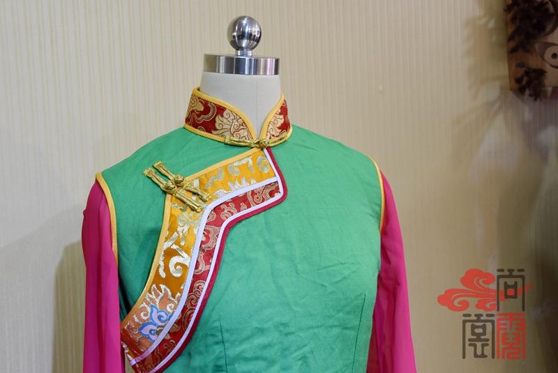 藏族铉子舞蹈服装01