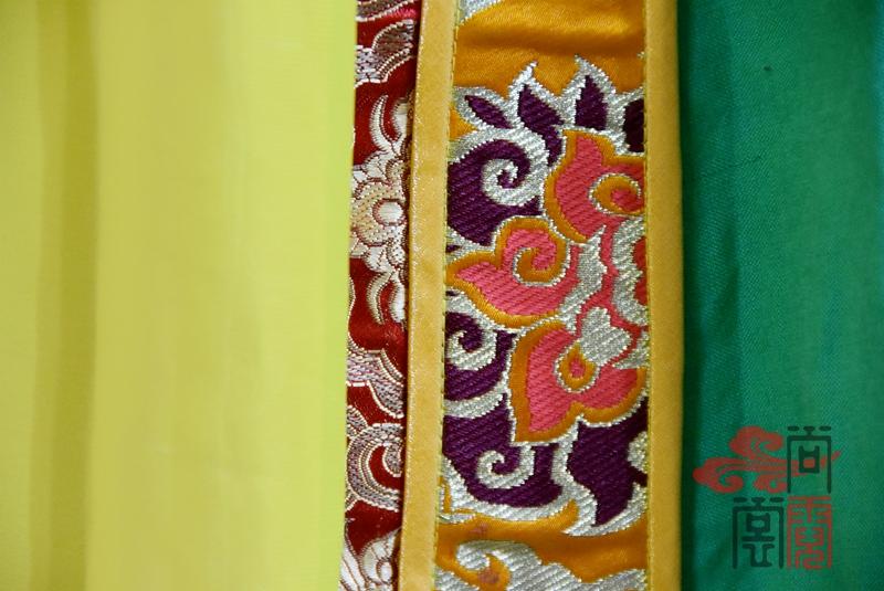 藏族铉子舞蹈服装05