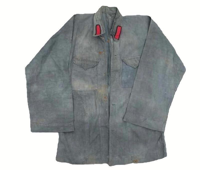 第一版红军服