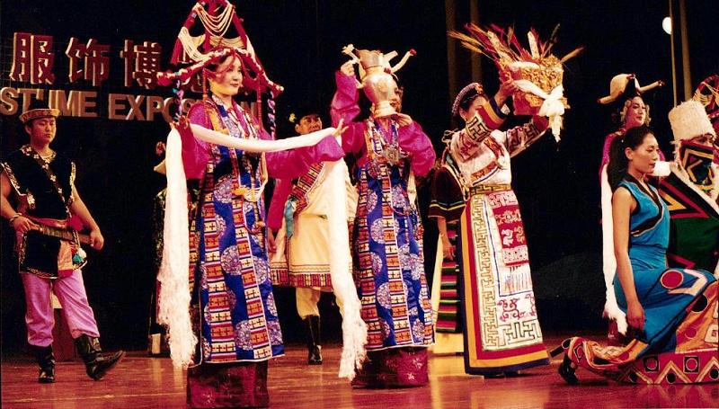 西藏藏族服饰