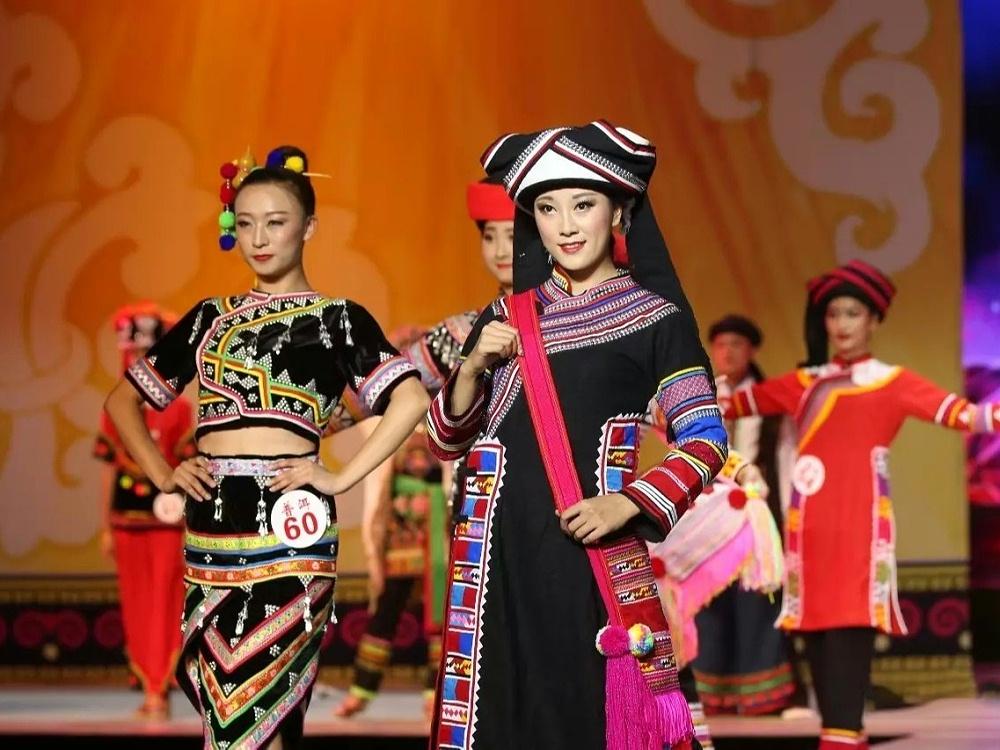 拉祜族服装