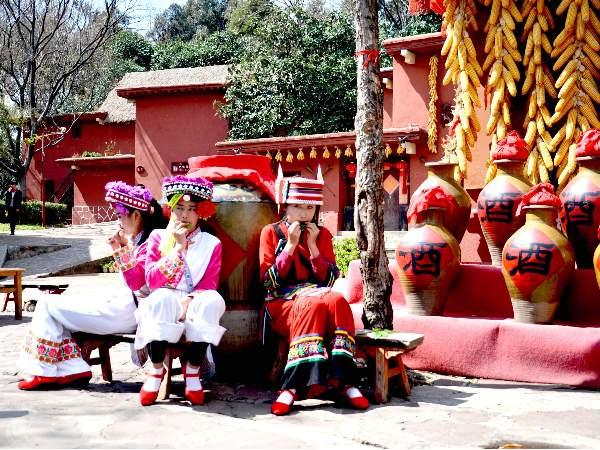云南少数民族服装介绍,多姿多彩的少数民族文化