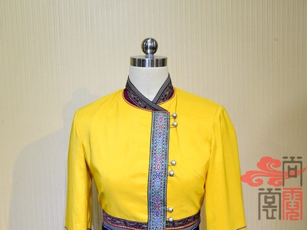 少数民族服饰傣族服装